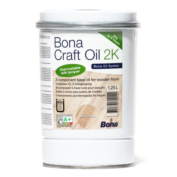 Craft Oil 2K Neutral 1,25 Liter