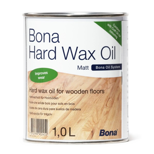 Hardwax Oil Matt 1 Liter